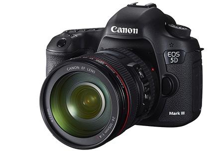 Canon EOS 5D Mark III + EF 4/24-105L USM