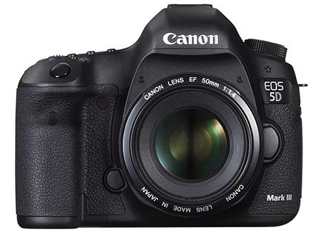 Canon EOS 5D Mark III + EF 1,4/50