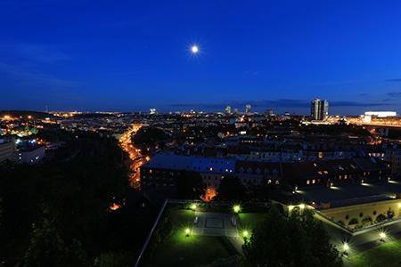 noc II - normální
