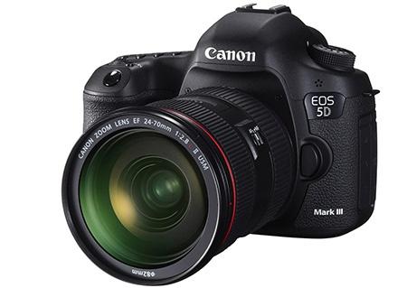 Canon EOS 5D Mark III + EF 2,8/24-70L II USM